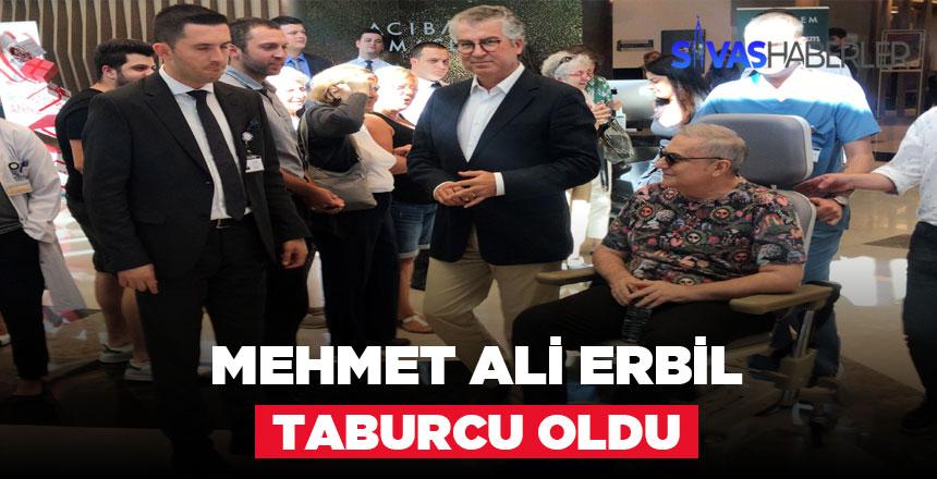 Mehmet Ali Erbil Hastaneden taburcu oldu