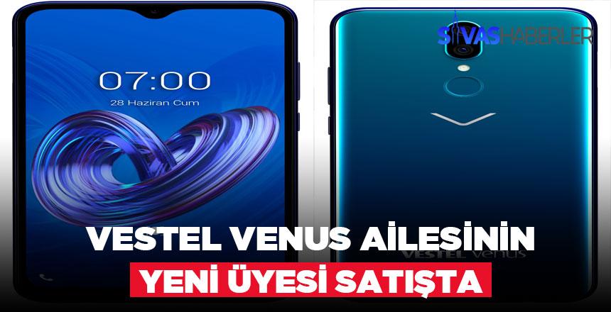 Vestel Venus V7 satışa çıkarıldı