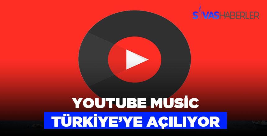 YouTube Music Artık Türkiye'de