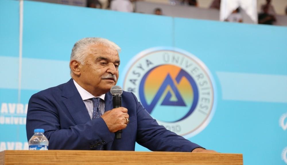 """Başkan Yıldız: """"Yeni fakültelerimiz açılırsa bölgenin istihdam üssü oluruz"""""""