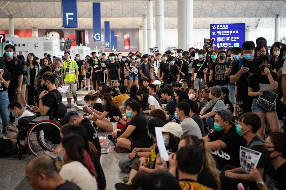 BM Hong Kong'daki şiddeti kınadı