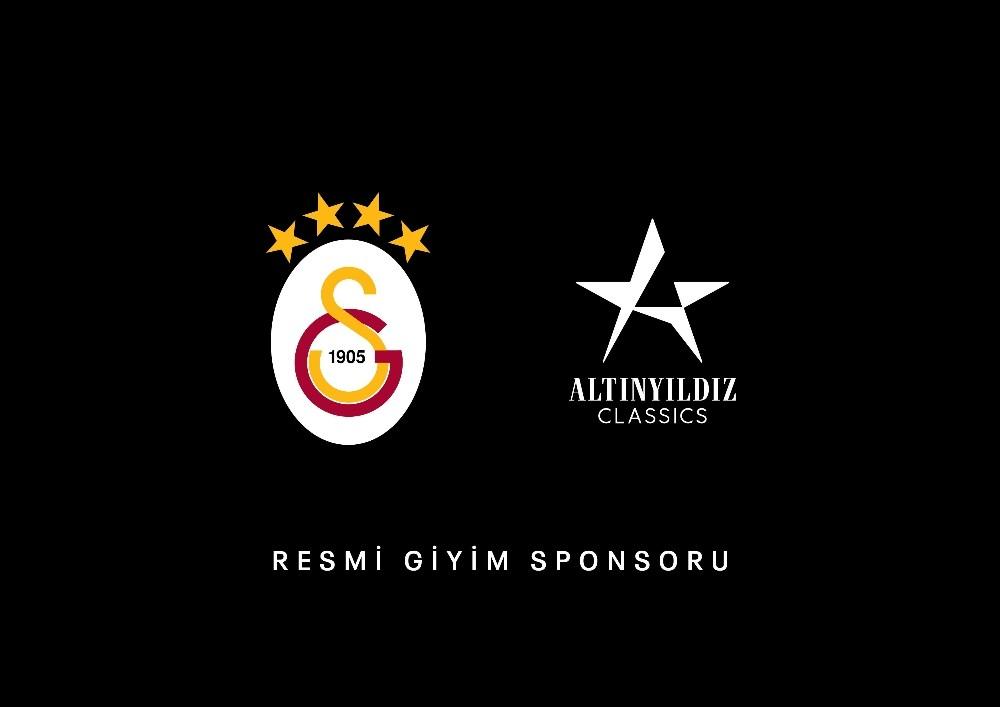 Galatasaray ile Altınyıldız Classics sponsorluk anlaşmasını uzattı