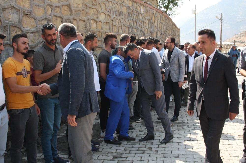 HDP'nin kalesi yıkıldı, ziyaretler sürüyor