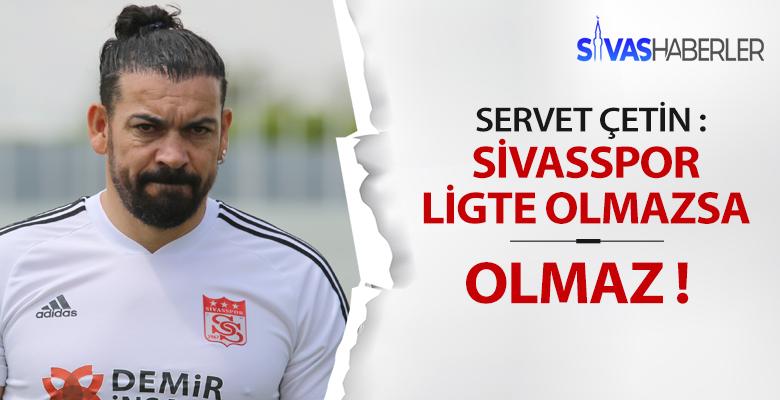 Sivasspor Ligin En Önemli Takımlarındandır