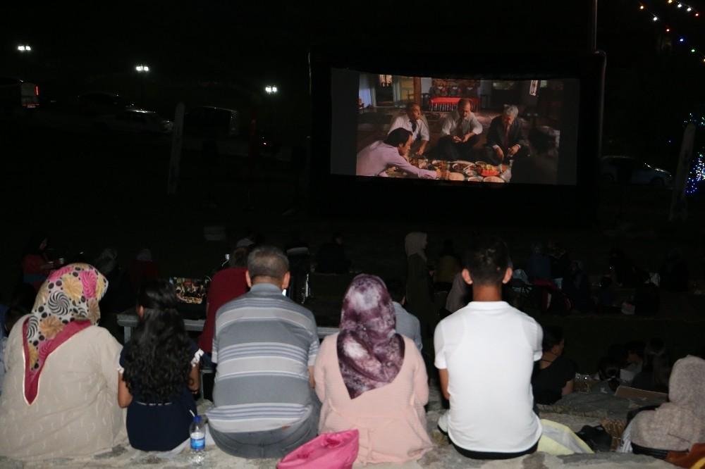 Sivrihisar'da Açık Hava Sinema geceleri devam ediyor