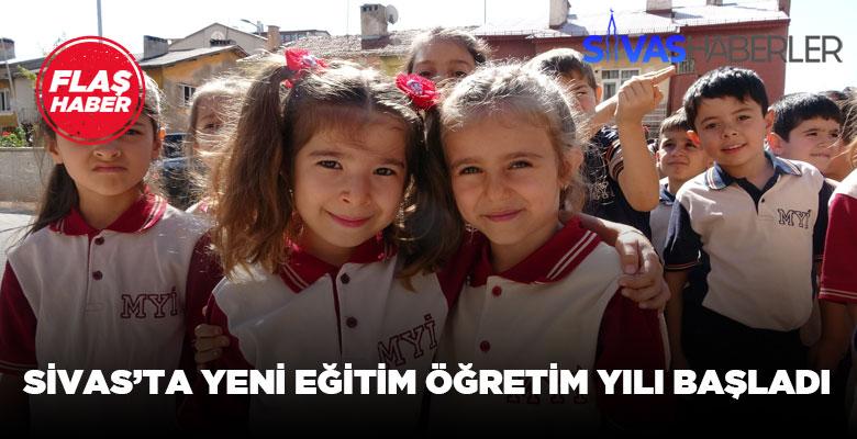 Sivas'ta öğrenciler öğretmenleriyle buluştu