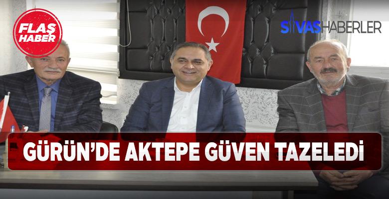 Aktepe yeniden başkanlığa seçildi