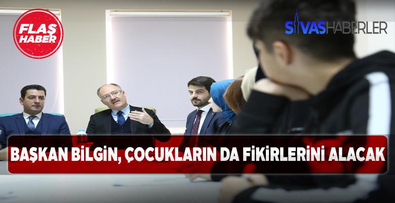 Sivas Belediyesi'nde Gençlik Çalıştayı düzenlenecek