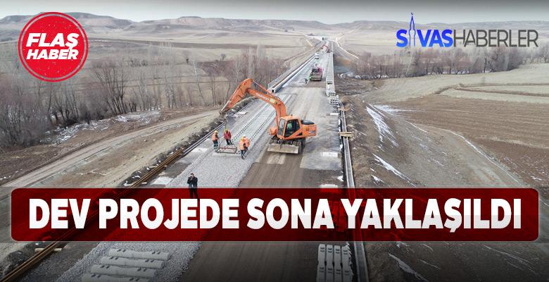 Yüksek Hızlı Tren projesinde sona yaklaşıldı