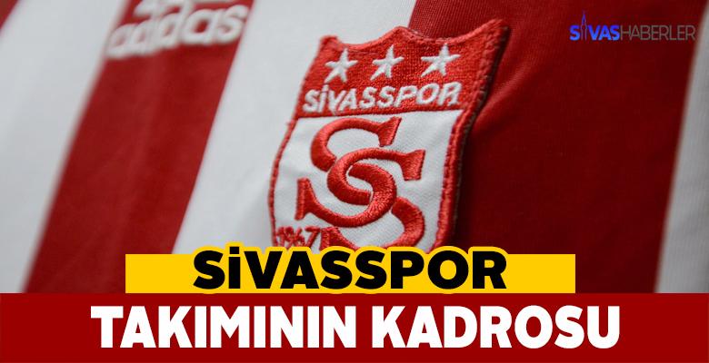 Sivasspor Kadrosu