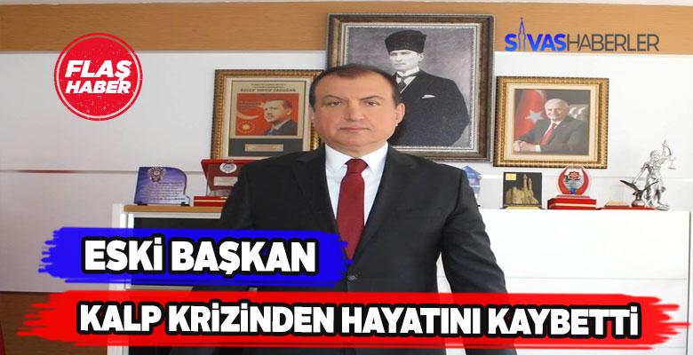 AK Partili eski Belediye Başkanı Navruz yaşamını yitirdi