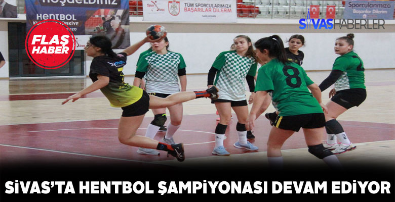 Hentbol Türkiye Şampiyonası çekişmeli maçlara sahne oluyor