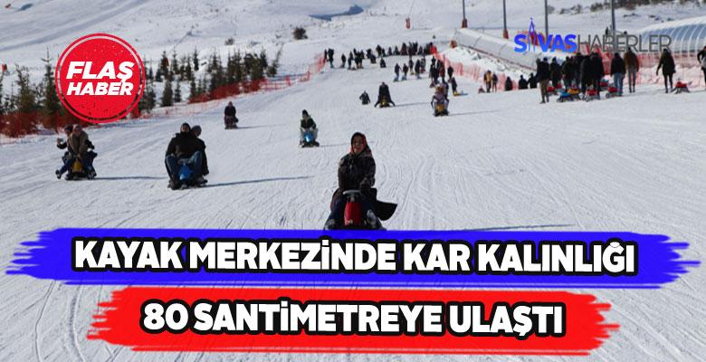 Yıldız Dağı Kış Sporları Turizm Merkezi kara doydu
