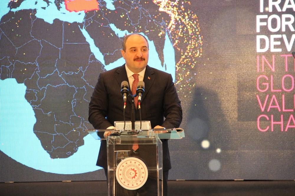 Teknoloji Bakanı Varank'tan önemli açıklamalar