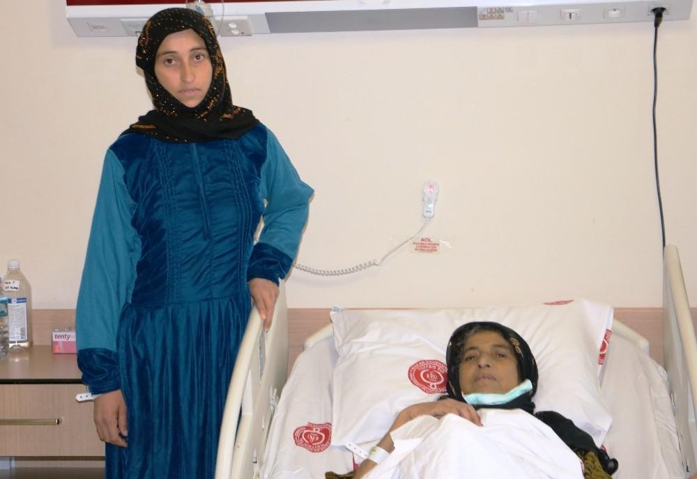 Çocuklarının dokuları 2 anneyi yaşama bağladı