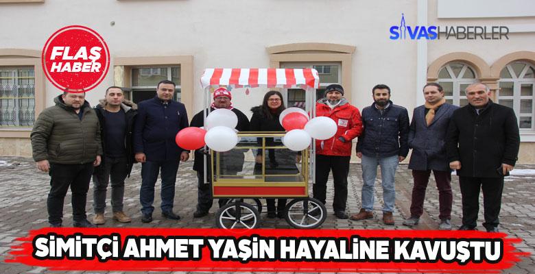 Fanatik Sivassporlu fenomene sürpriz hediye