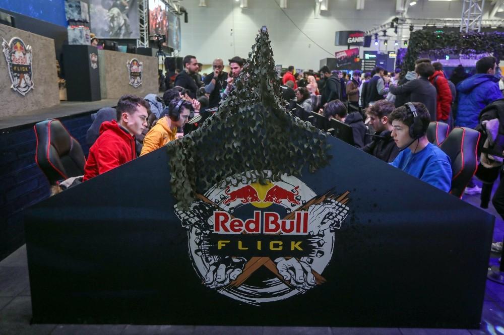 GIST oyun fuarında gözler Red Bull Flick turnuvasındaydı