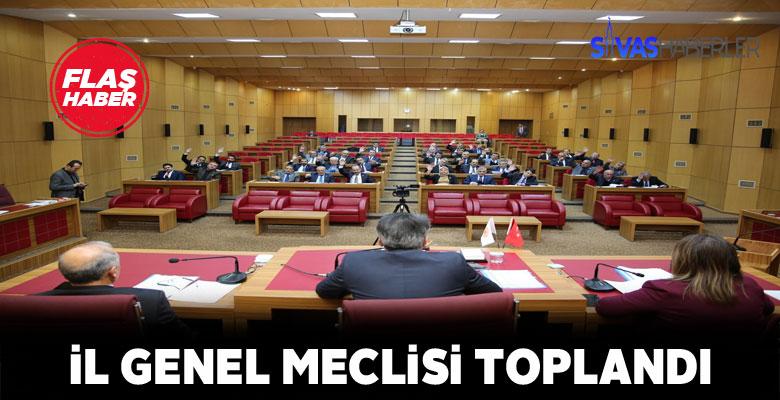 İl Genel Meclisinde Şubat ayının ilk toplantısı yapıldı