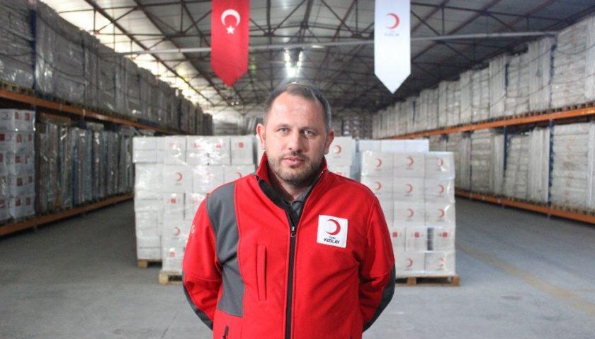 Kızılay'ın Suriye sorumlusu bölgede yaşananları anlattı