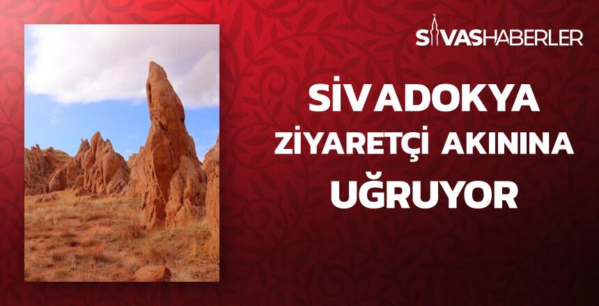 Sivadokya Ziyaretçi Akınına Uğruyor