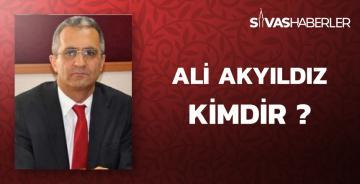 Ali Akyıldız Kimdir ?