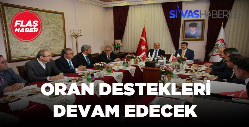 Orta Anadolu Kalkınma Ajansı Destekleri Devam Edecek