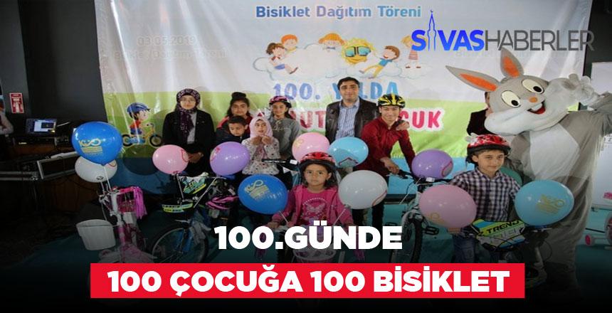 100.Yılda 100 Mutlu Çocuk