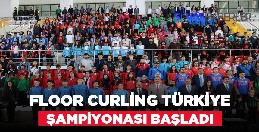 Floor Curling Okullararası Türkiye Şampiyonası