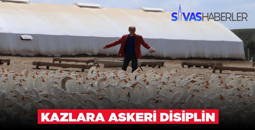Emekli Subay'dan Kazlara Askeri Disiplin