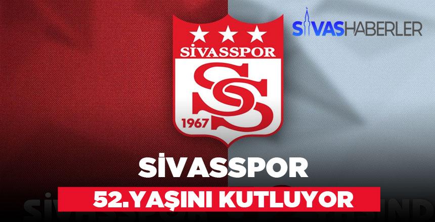 9 Mayıs 1967'den Günümüze Sivasspor !